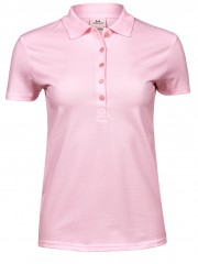 Ladies Luxury Stretch Light Pink Arbetskläder Vården