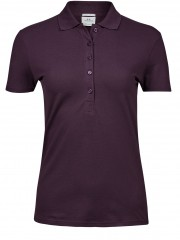 Ladies Luxury Stretch Plum Arbetskläder Vården
