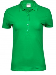 Ladies Luxury Stretch Spring Green Arbetskläder Vården